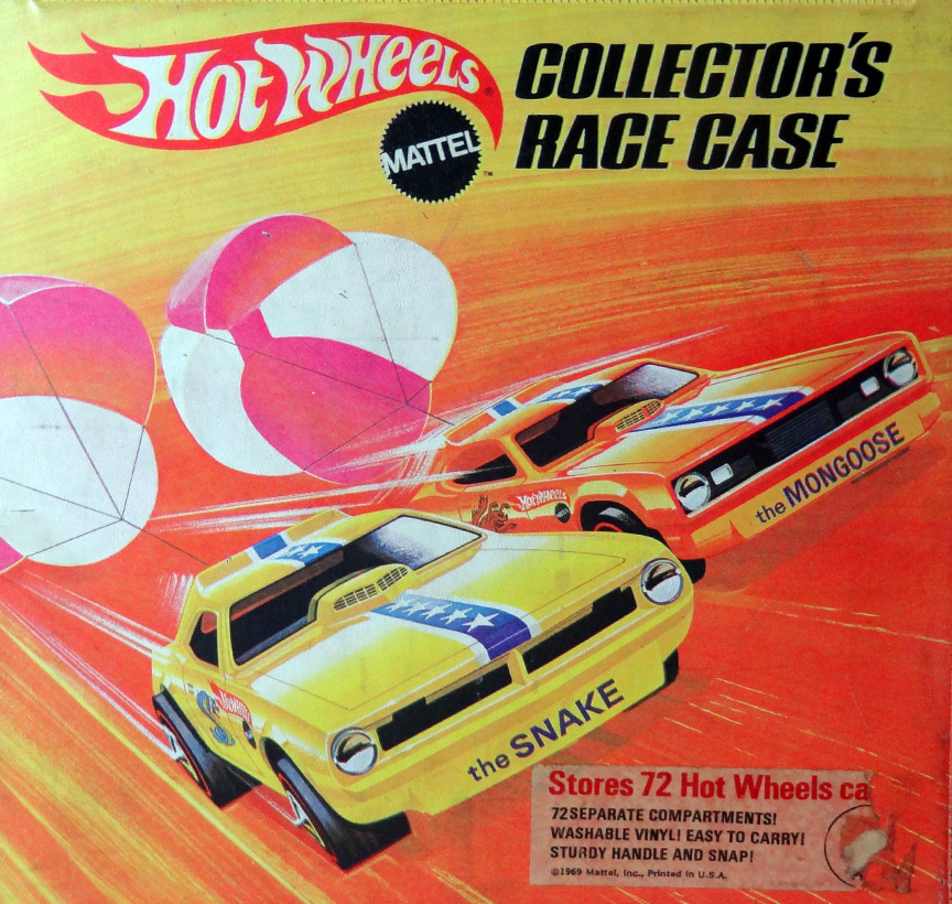 Hot Wheels Illustrator Otto Kuhni Has Died But His Art