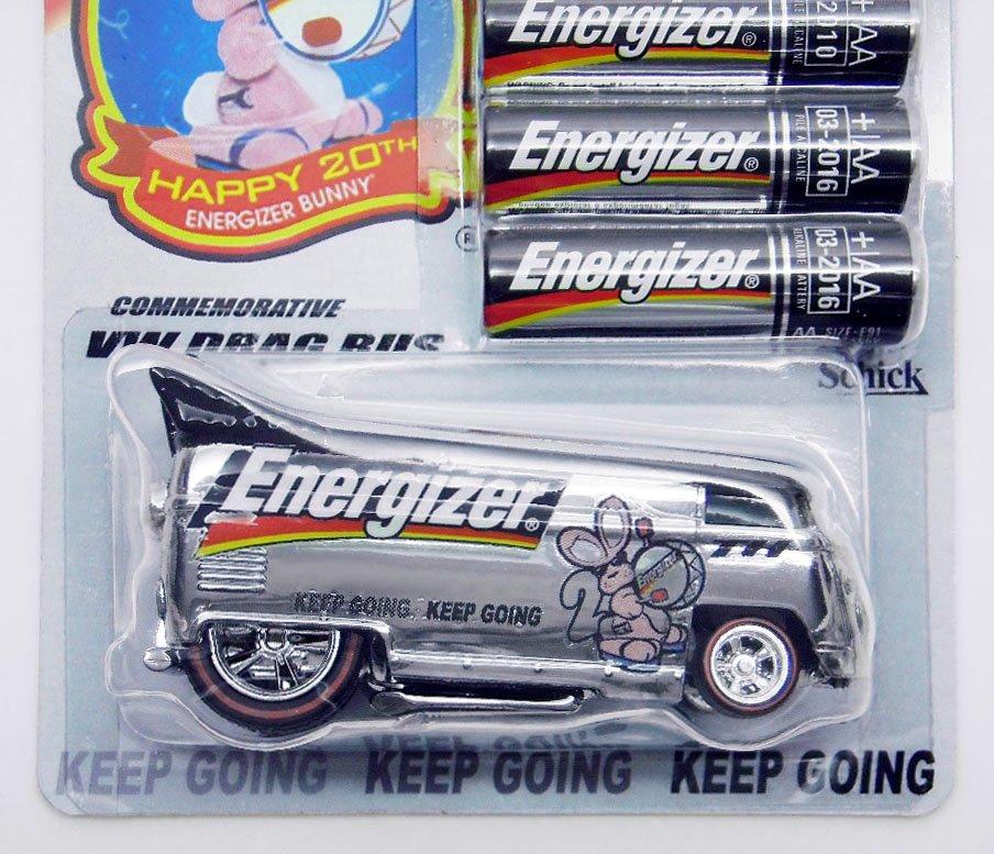 Jimmy Boxman Chavez Energizer drag bus