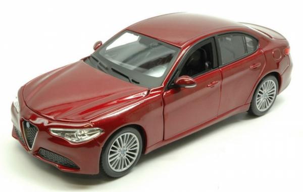 Bburago Alfa Romeo