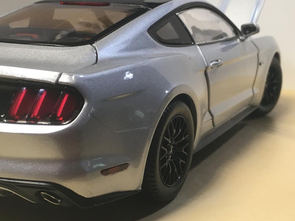 2017 Nominee, Auto World 2017 Mustang GT